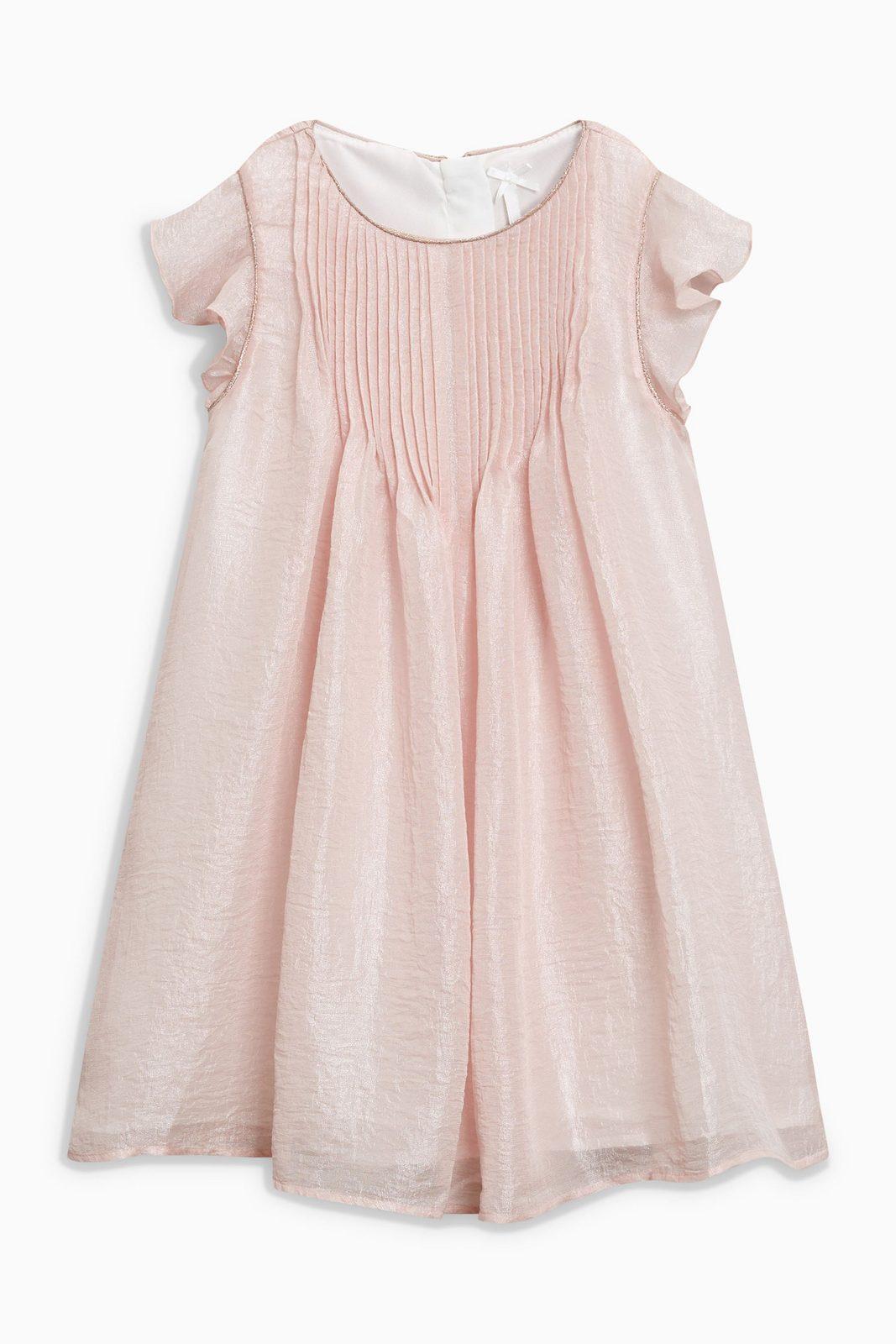 Next Kleid mit Biesen