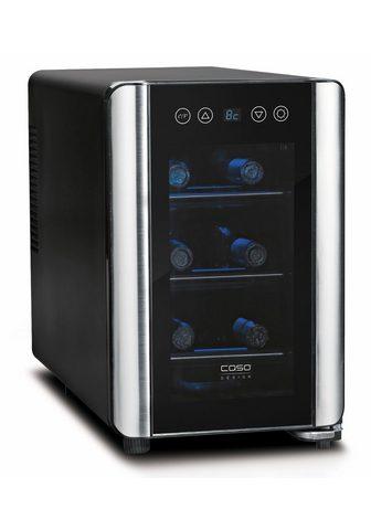 CASO Getränkekühlschrank 40 cm hoch 2650 cm...