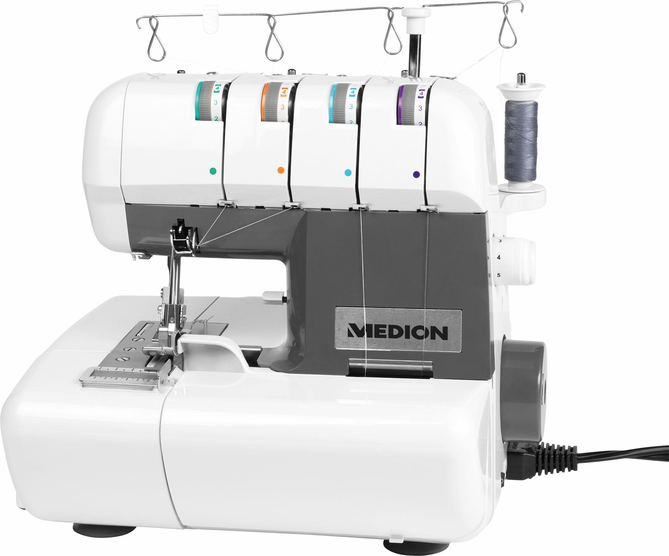 Medion® Overlock-Nähmaschine 50050244/ MD 16600