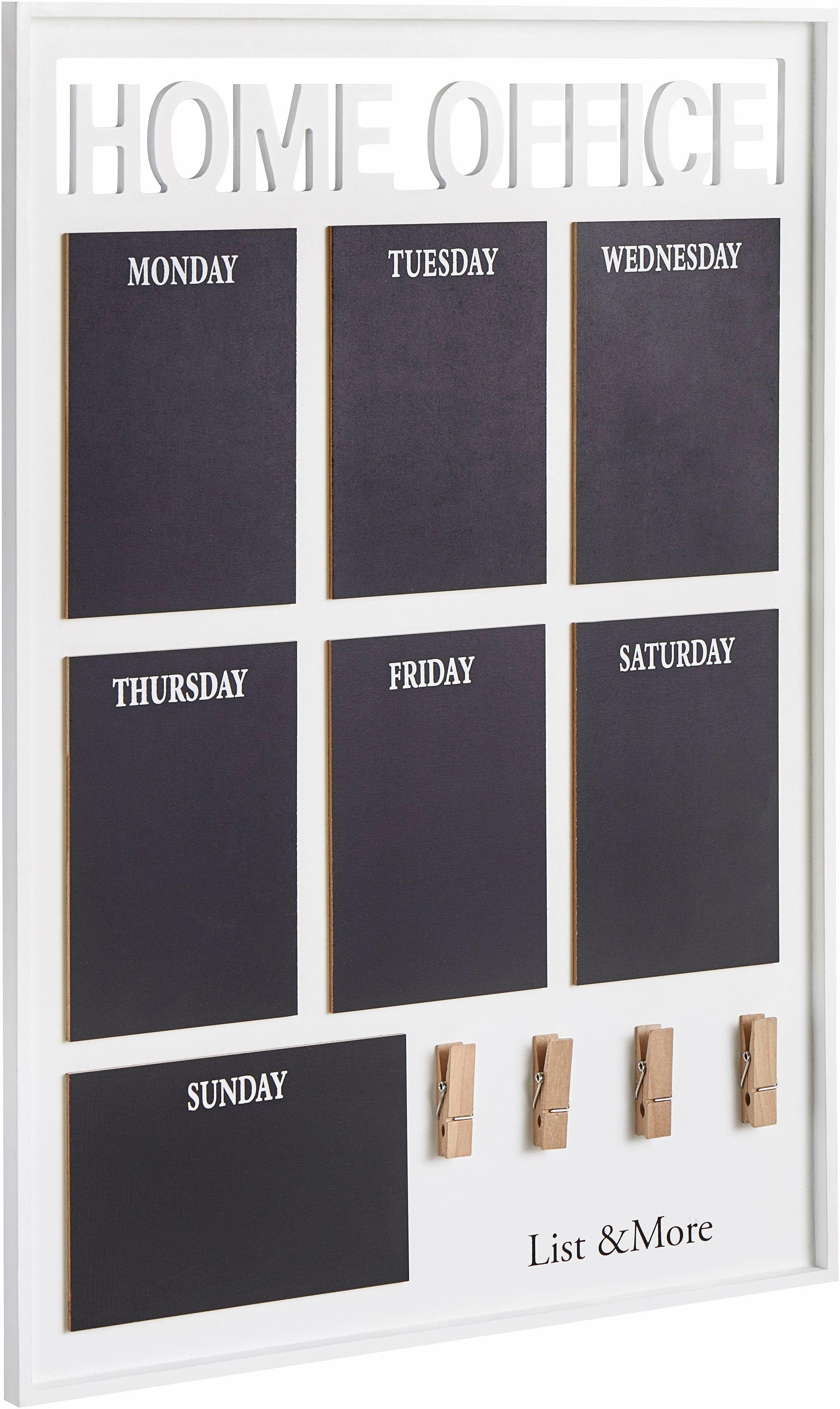 Home affaire Memoboard »Home Office«