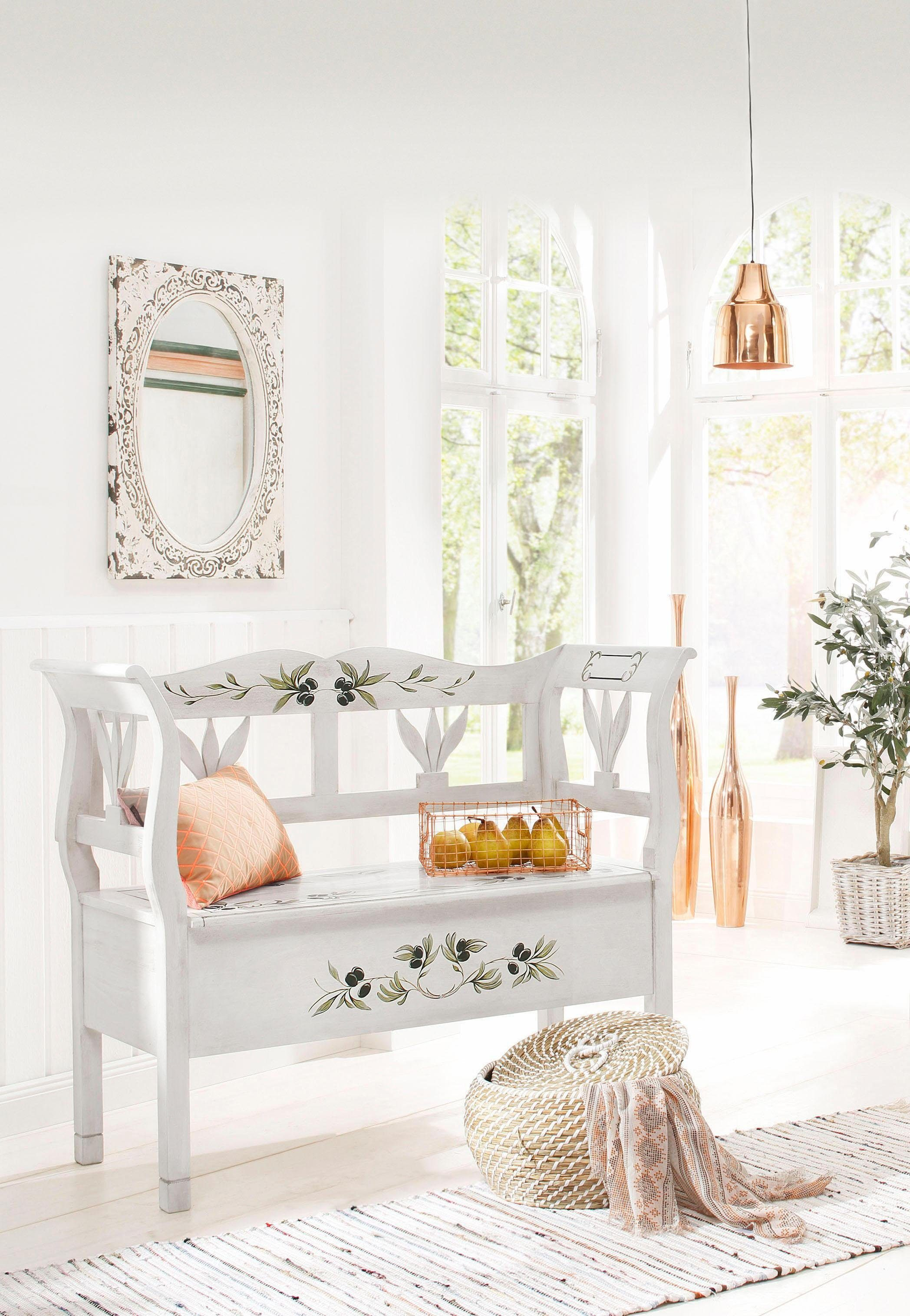 Premium collection by Home affaire Sitzbank »Olive«
