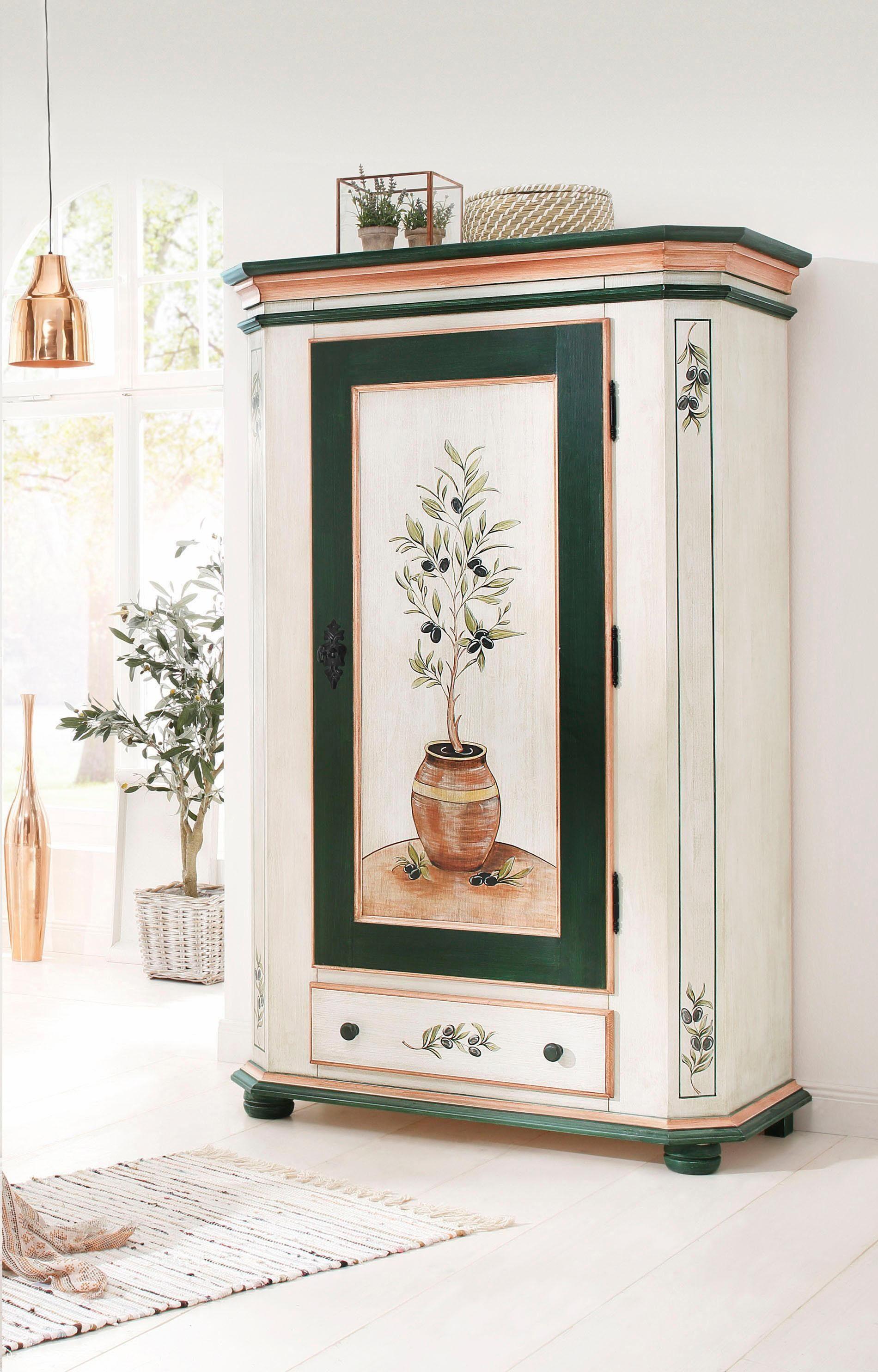 Premium Collection by Home affaire Garderobenschrank »Olive«