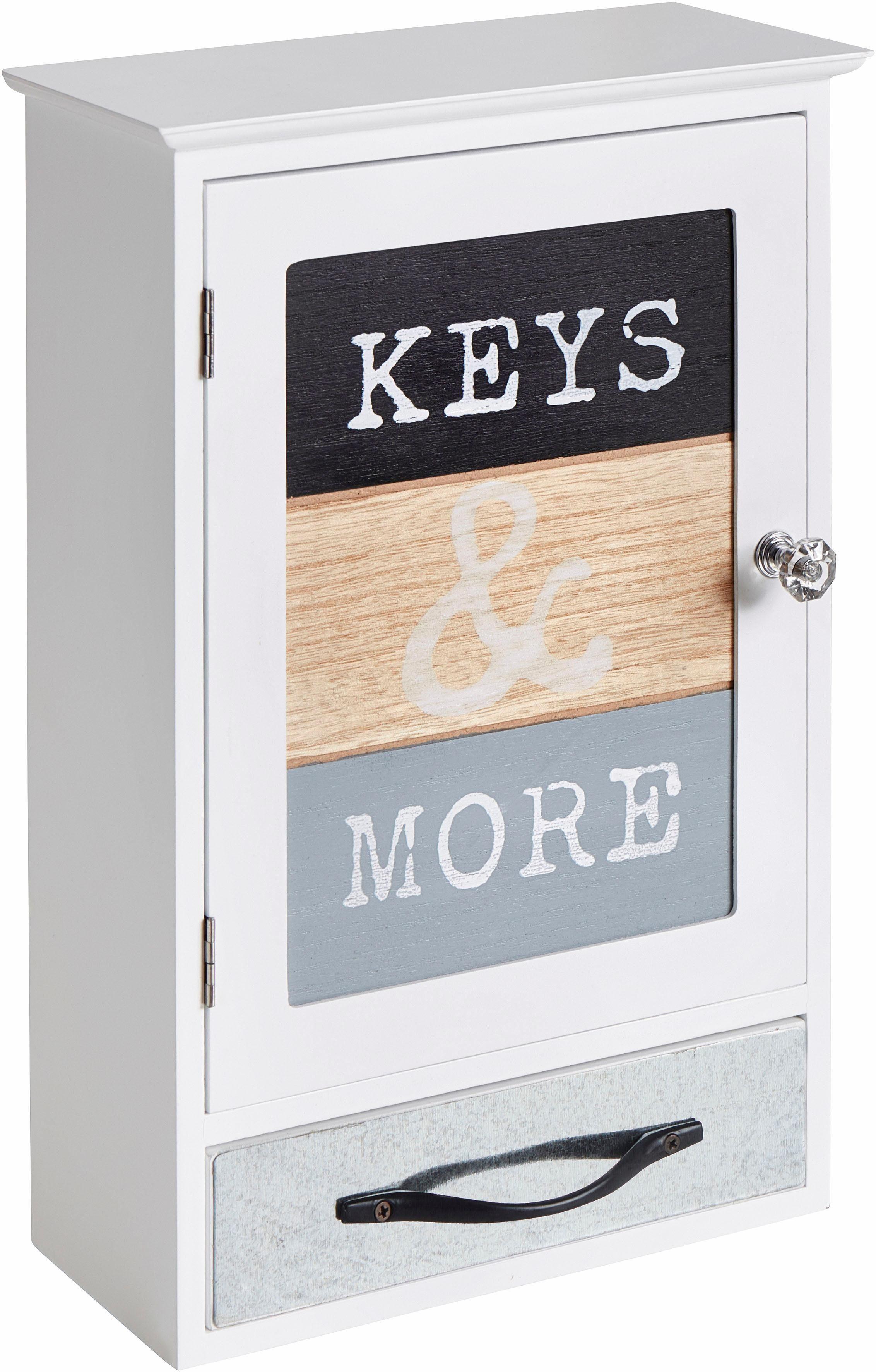 Home affaire Schlüsselkasten mit Schublade