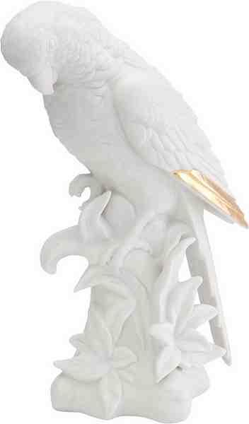 Wagner & Apel Figur »Papagei« aus Porzellan