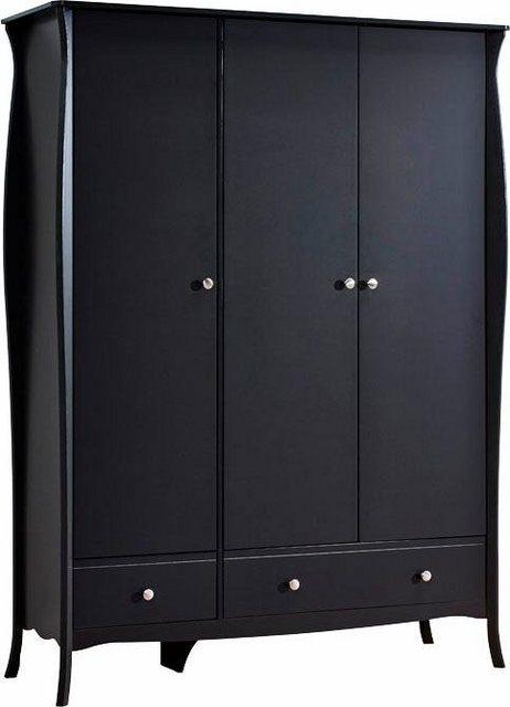 Kleiderschränke - Home affaire Kleiderschrank »Baroque« Breite 143 cm  - Onlineshop OTTO
