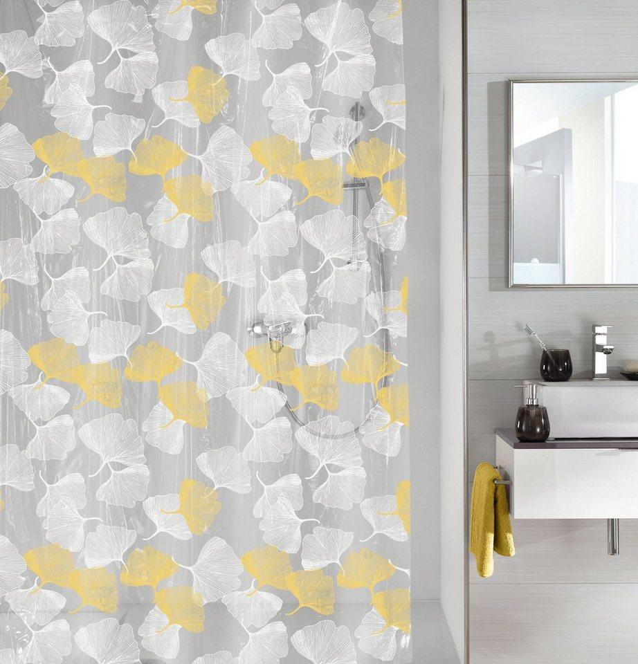 kleine wolke duschvorhang ginko online kaufen otto. Black Bedroom Furniture Sets. Home Design Ideas