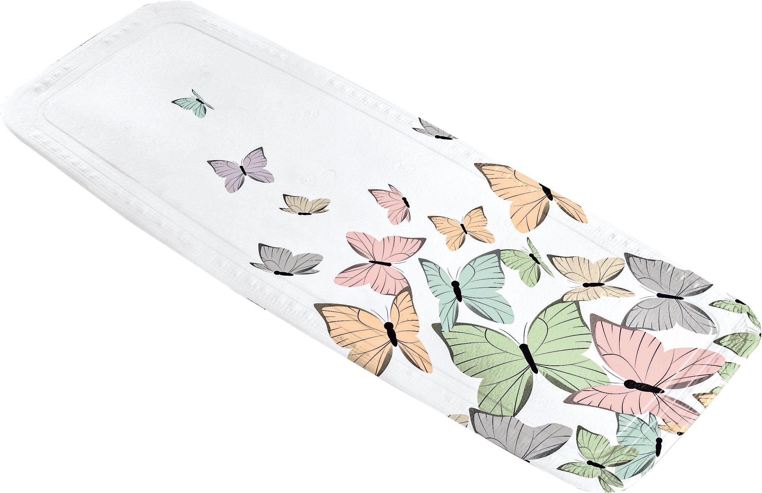 KLEINE WOLKE Wanneneinlage »Butterflies«