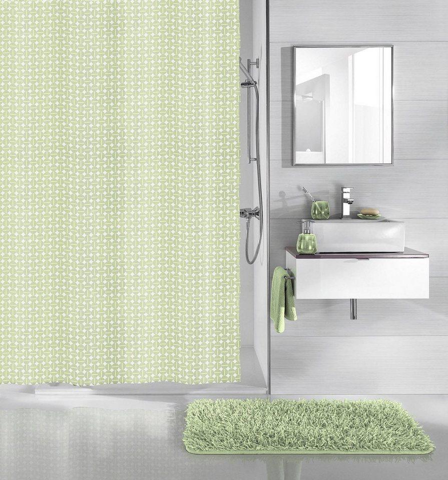 kleine wolke duschvorhang linde online kaufen otto. Black Bedroom Furniture Sets. Home Design Ideas