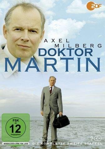 DVD »Doktor Martin - Die komplette zweite Staffel...«
