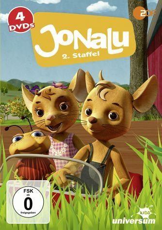 DVD »JoNaLu - 2. Staffel (4 Discs)«