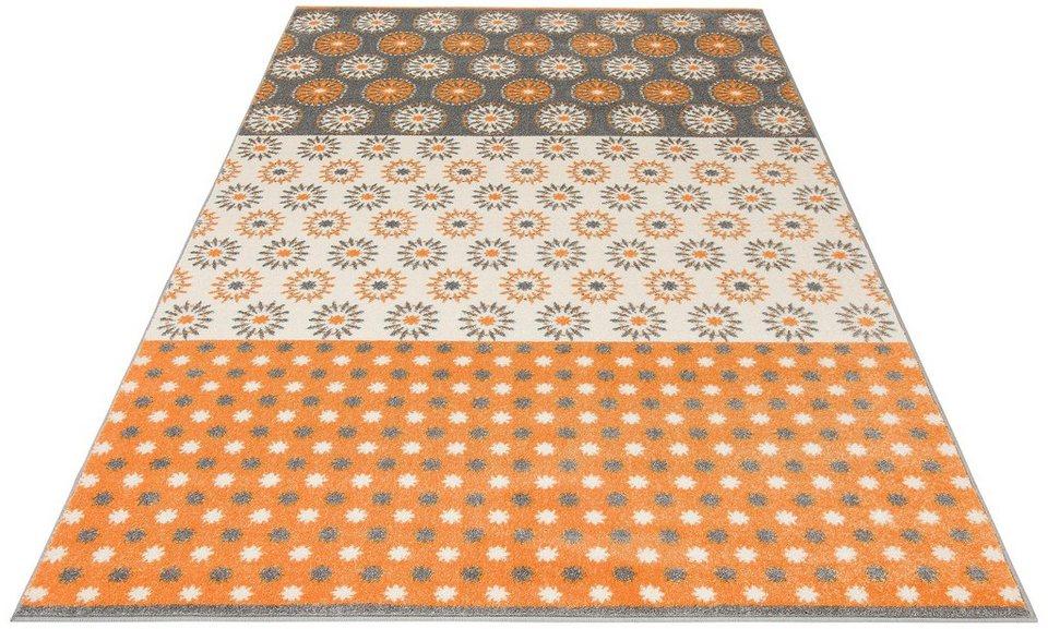 teppich elisa home affaire rechteckig h he 8 mm. Black Bedroom Furniture Sets. Home Design Ideas