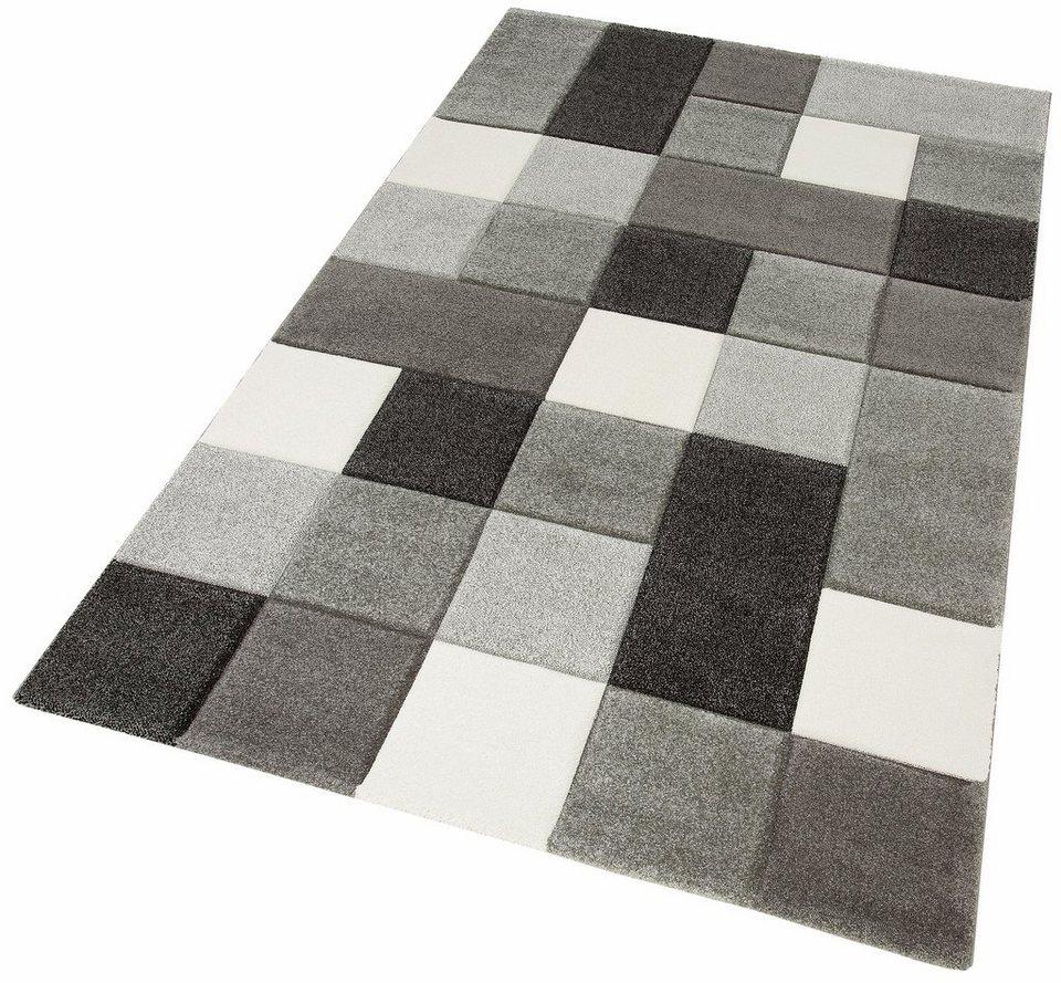 teppich dronne merinos rechteckig h he 13 mm. Black Bedroom Furniture Sets. Home Design Ideas