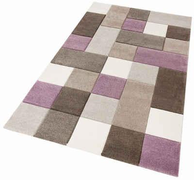Kinderteppich in lila online kaufen | OTTO
