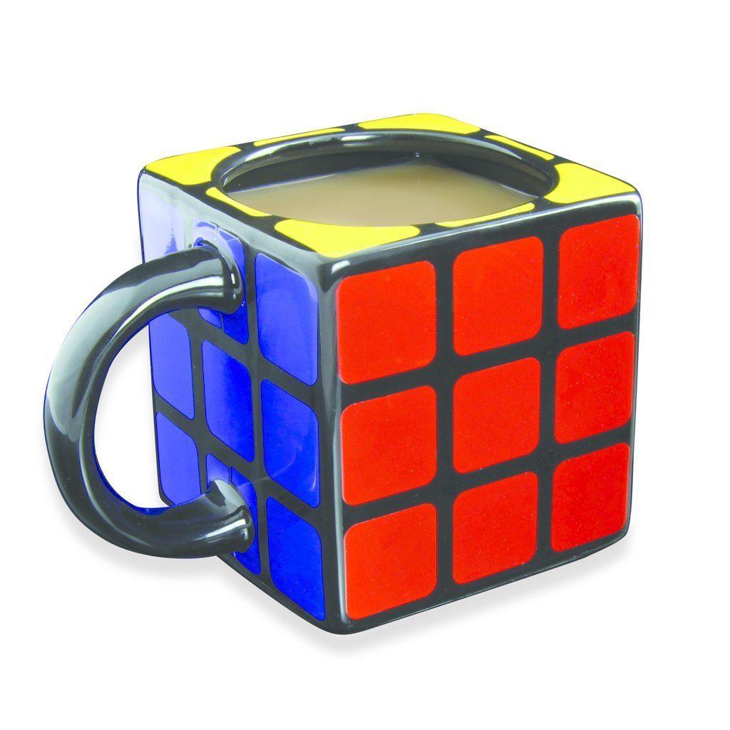 Paladone Fanartikel »Rubik Würfel Becher 300ml«