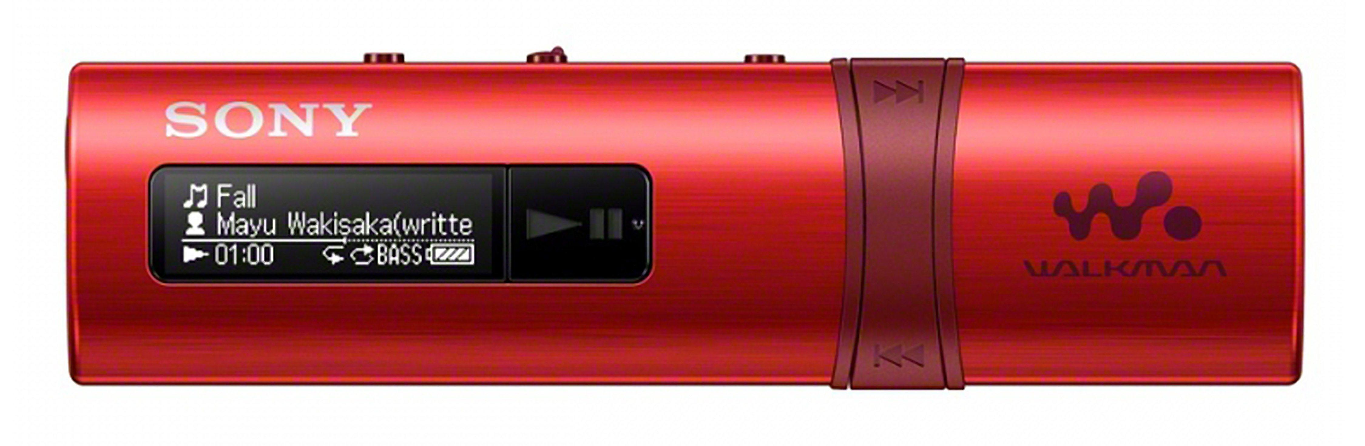 Walkman® USB-MP3-Player mit 4 GB und MW / UKW-Radio »NWZ-B183F«