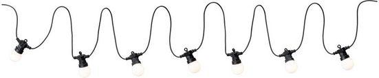 Paulmann LED-Lichterkette »Outdoor Plug & Shine Lichterkette«, 7-flammig