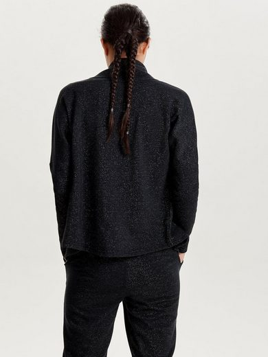 Only Play Glitzer- Sweatshirt