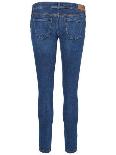 Vero Moda Five LW Ankle Skinny Fit Jeans