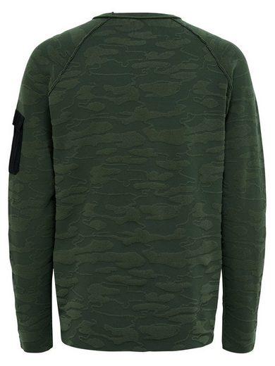 ONLY & SONS Detailreiches Sweatshirt