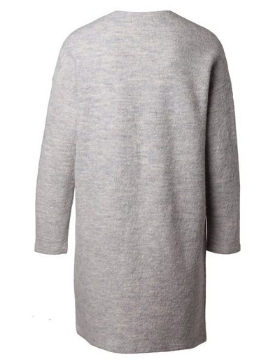 Selected Femme Sweater From Merino Wool With Front Pockets