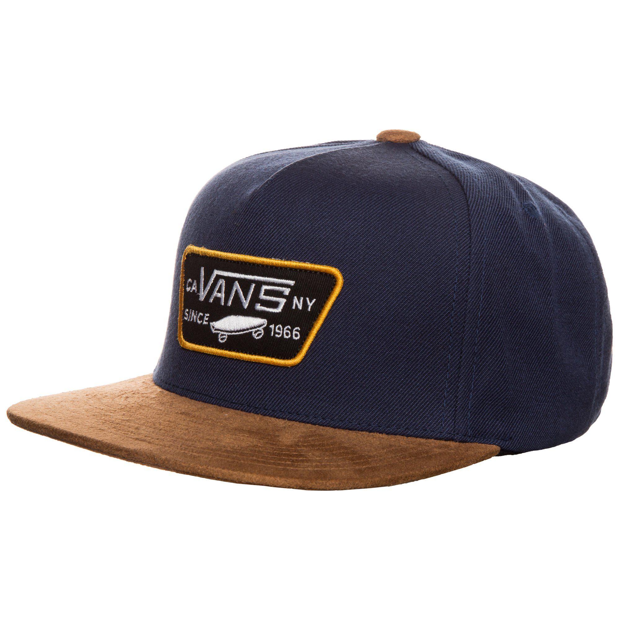 Vans Snapback Cap »Full Patch«