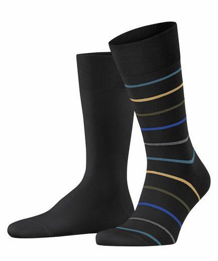 Esprit Socken »Fine Stripe 2-Pack« (2-Paar) aus Biobaumwolle