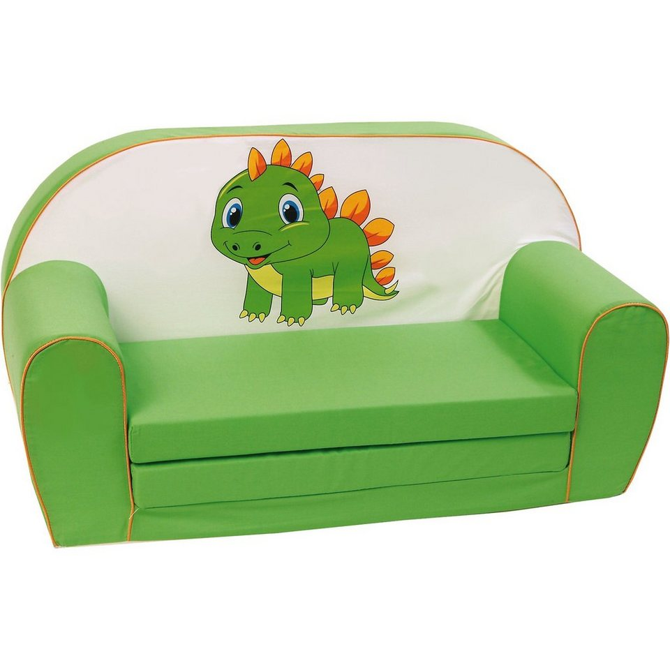 knorr baby mini schlafsofa drache gr n kaufen otto. Black Bedroom Furniture Sets. Home Design Ideas