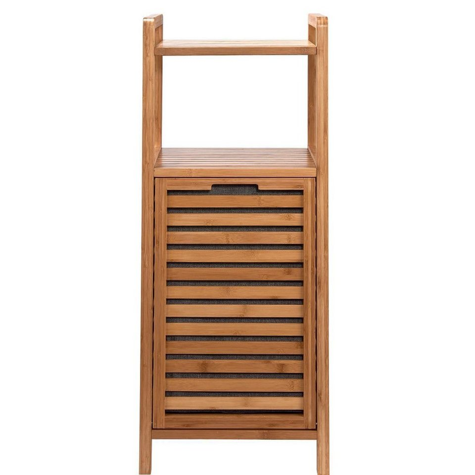 butlers big bamboo regal mit w schekorb kaufen otto. Black Bedroom Furniture Sets. Home Design Ideas