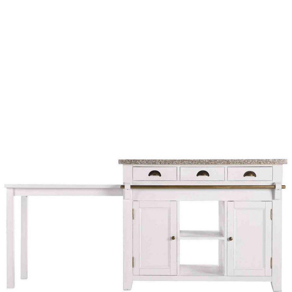 butlers maple hill k chenblock mit granitarbeitsplatte. Black Bedroom Furniture Sets. Home Design Ideas
