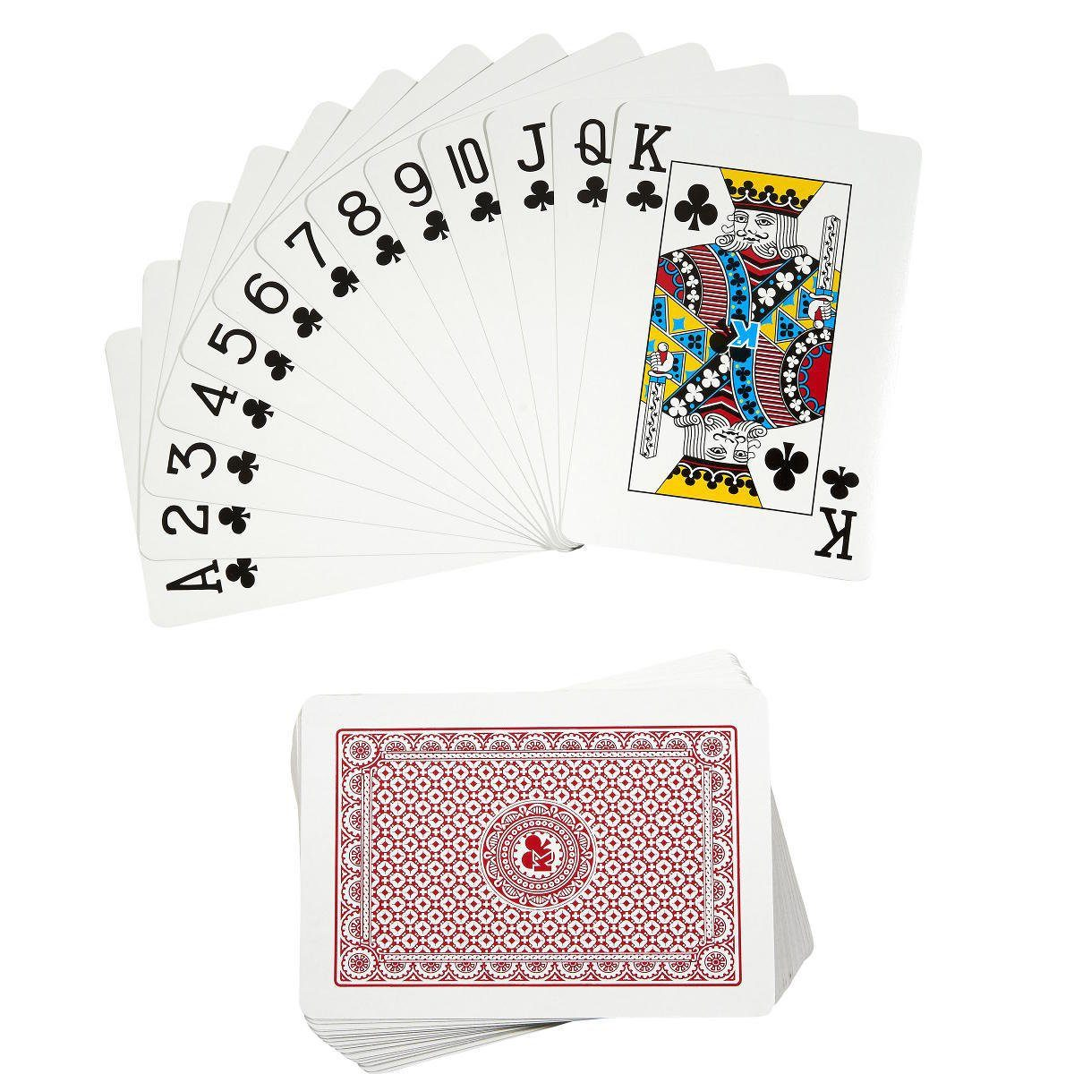 BUTLERS SUPER SIZE »Jumbo Kartenspiel«