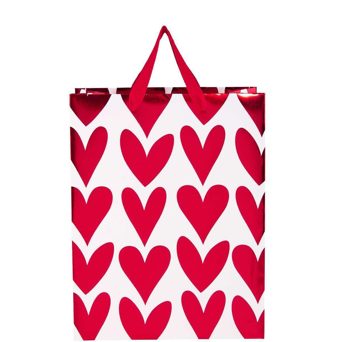 BUTLERS HEART TO HEART »Geschenktasche Herzen groß«