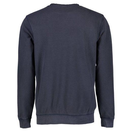 Sweat-shirt Lerros En Piqué Lourd