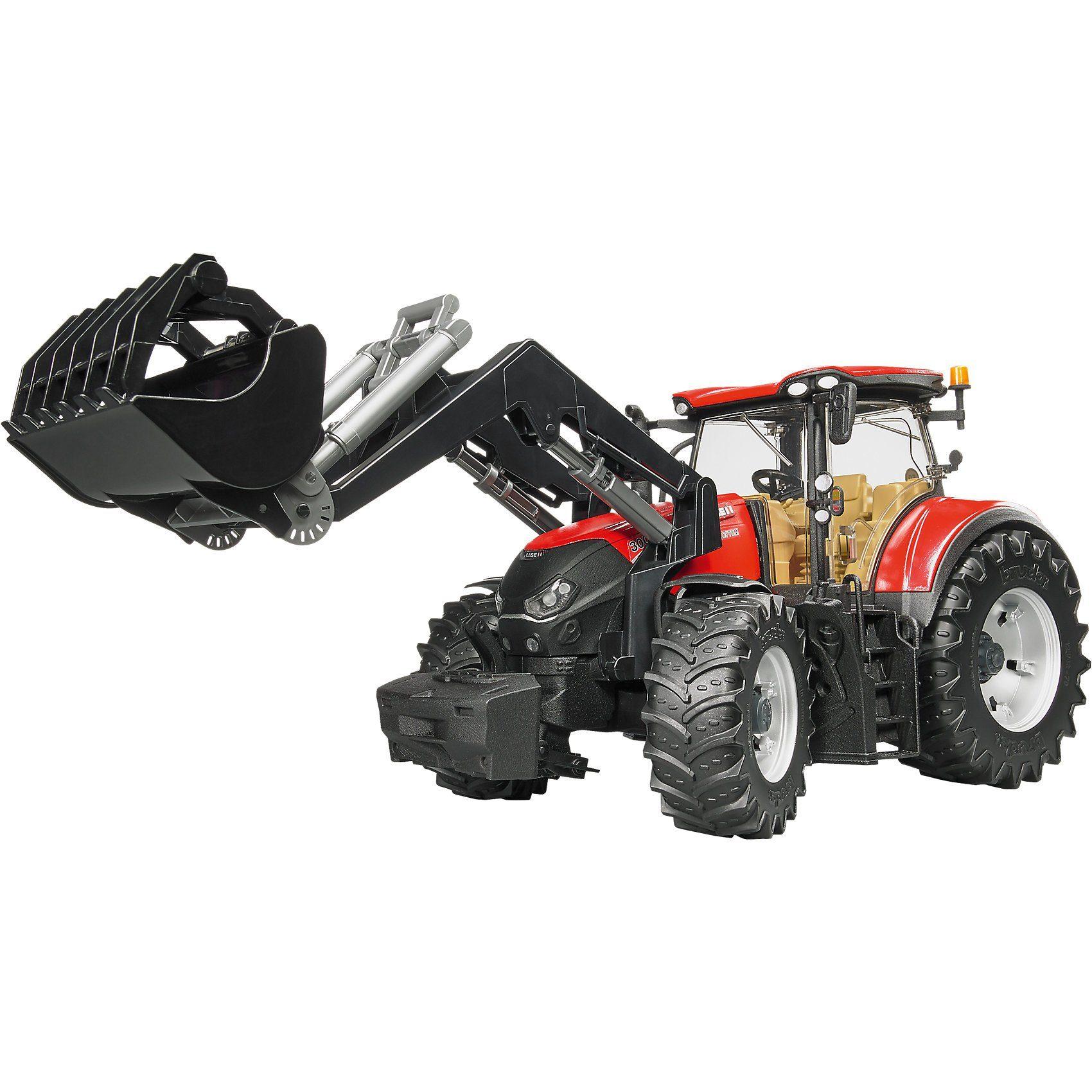 03191 Trak 33cm Case IH Optum 300 CVX mit Frontlader