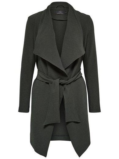 Only Slight Drape-coat