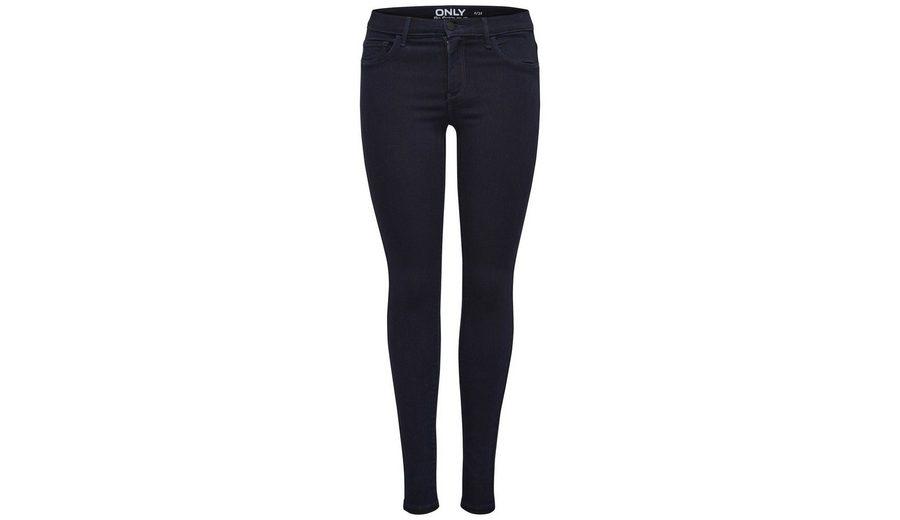 Online-Verkauf Online Only Rain Reg Skinny-Fit-Jeans mit Normal Waist Wo Zu Kaufen Zum Verkauf Online-Verkauf wjjyxvki