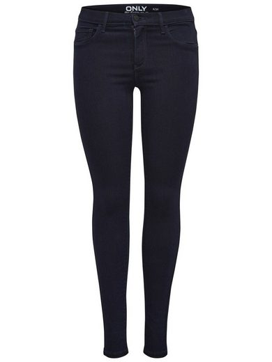 Only Rain Reg Skinny-Fit-Jeans mit Normal Waist