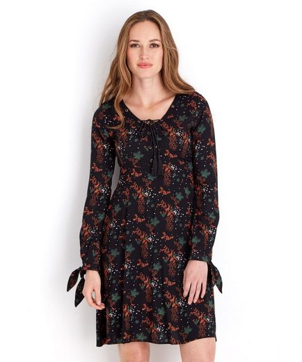 Joe Browns Druckkleid Joe Browns Women's Long Sleeved Bohemian style Floral Dress