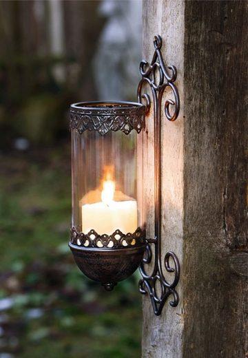 HomeLiving Windlicht »Barock«