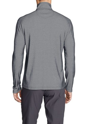 Eddie Bauer Voyager Shirt mit 1/4-Reissverschluss