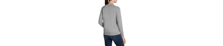 Eddie Bauer Sweatshirt Spielraum Browse Orange 100% Original ZBmaIdNsy9