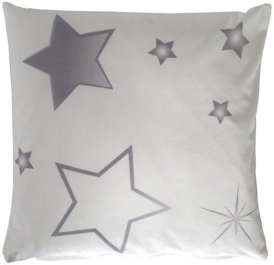 HOME WOHNIDEEN Kissenhülle »STARS«