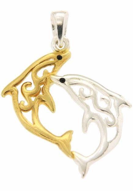 Firetti Kettenanhänger »Delfin«
