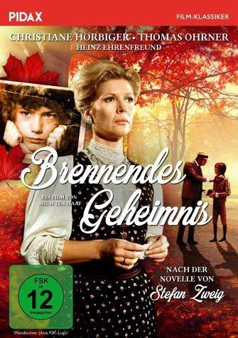 DVD »Brennendes Geheimnis«