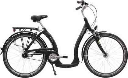 HAWK Bikes Cityrad, 28 Zoll, 7 Gang Shimano Nexus Nabenschaltung, »City Comfort«
