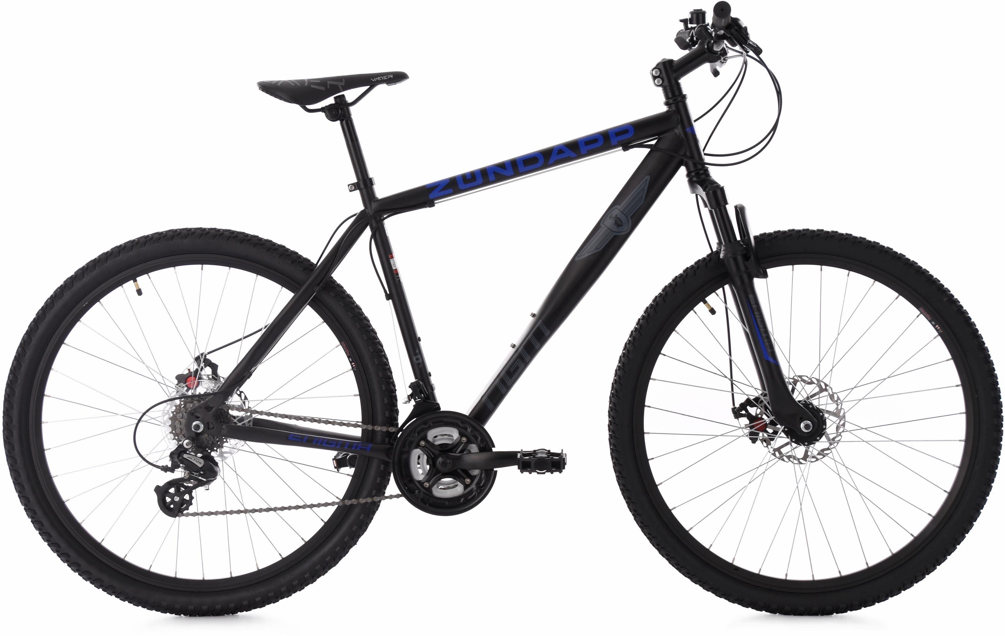 Zündapp Mountainbike »Enigma«, 24 Gang Shimano Altus Schaltwerk
