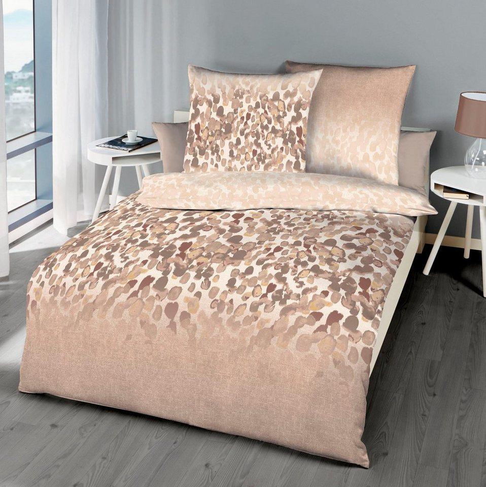 bettw sche kaeppel daytona mit tupfen kaufen otto. Black Bedroom Furniture Sets. Home Design Ideas