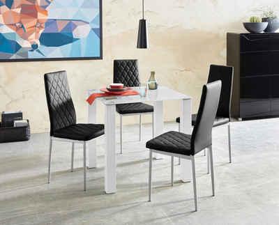 k chenbar mit 2 st hlen k chentisch bistro tisch holz. Black Bedroom Furniture Sets. Home Design Ideas