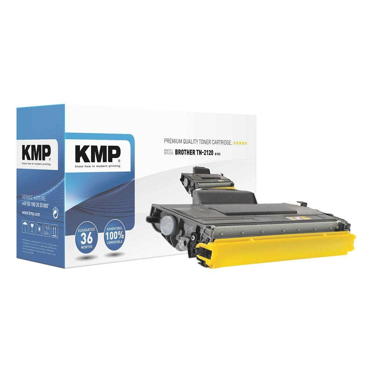 KMP Toner ersetzt Brother »TN-2120XXL«