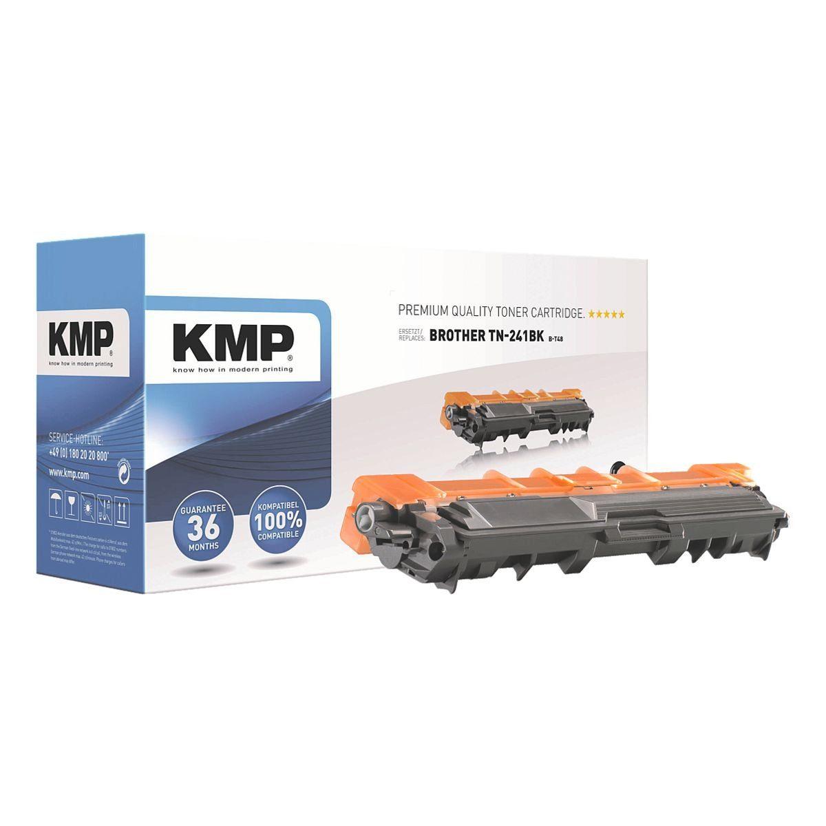 KMP Toner ersetzt Brother »TN-241BK«