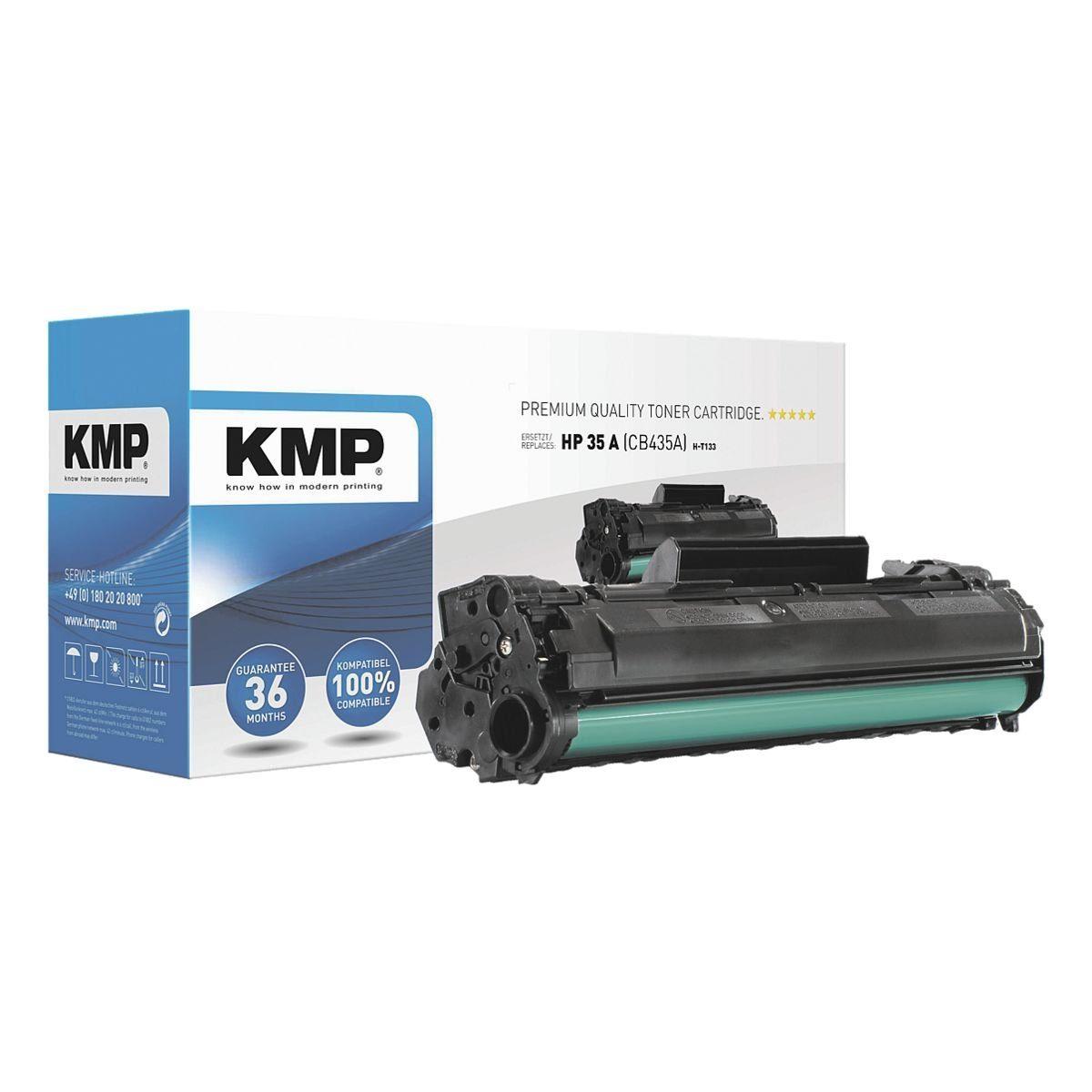 KMP Toner ersetzt HP XXL »CB435A« Nr. 35A